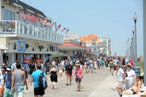 rehoboth beach best summer destinations