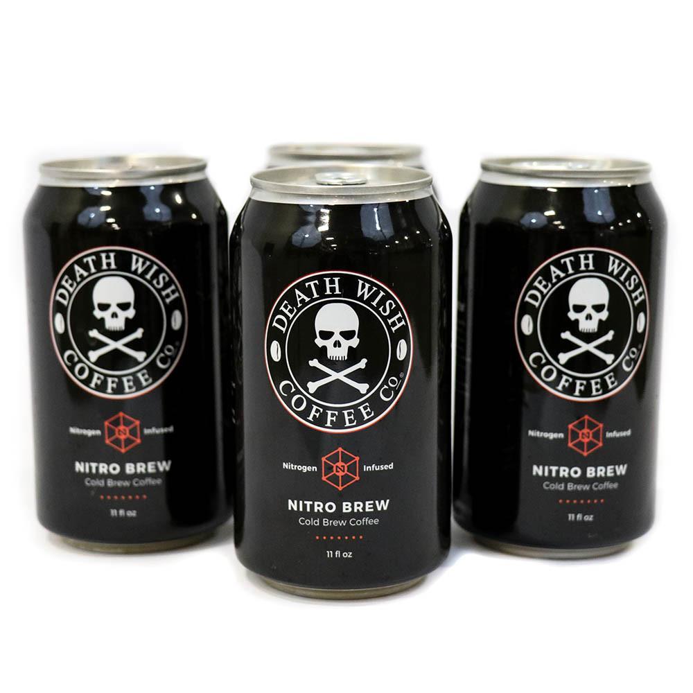 death wish nitro brew