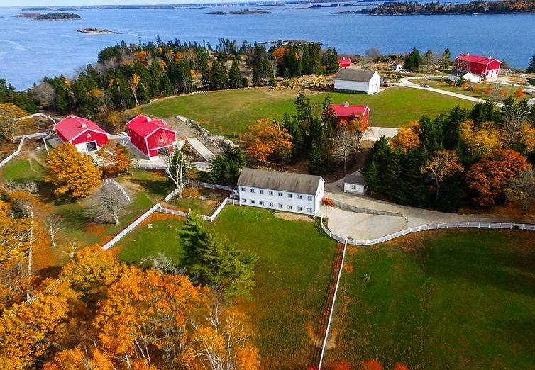 You Could Buy Your Own Private Island in Maine