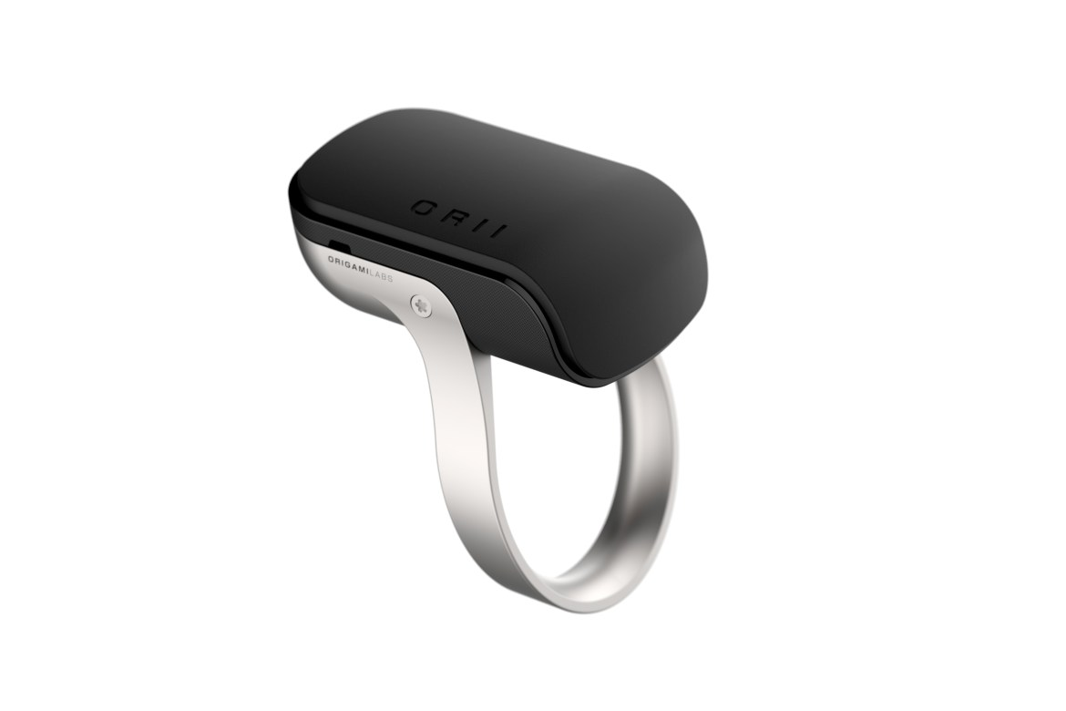 orii smart ring front