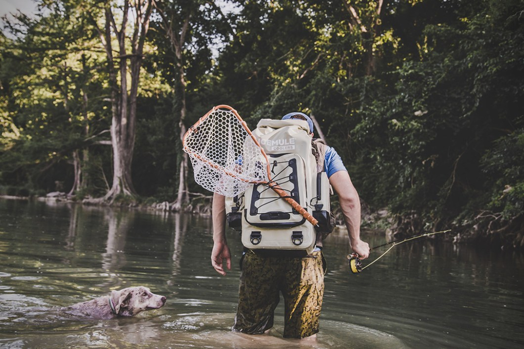 Icemule Boss Backpack Cooler: Tough, Portable, Cold