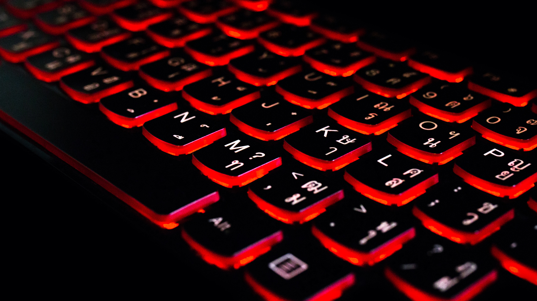 Backlit Keyboards