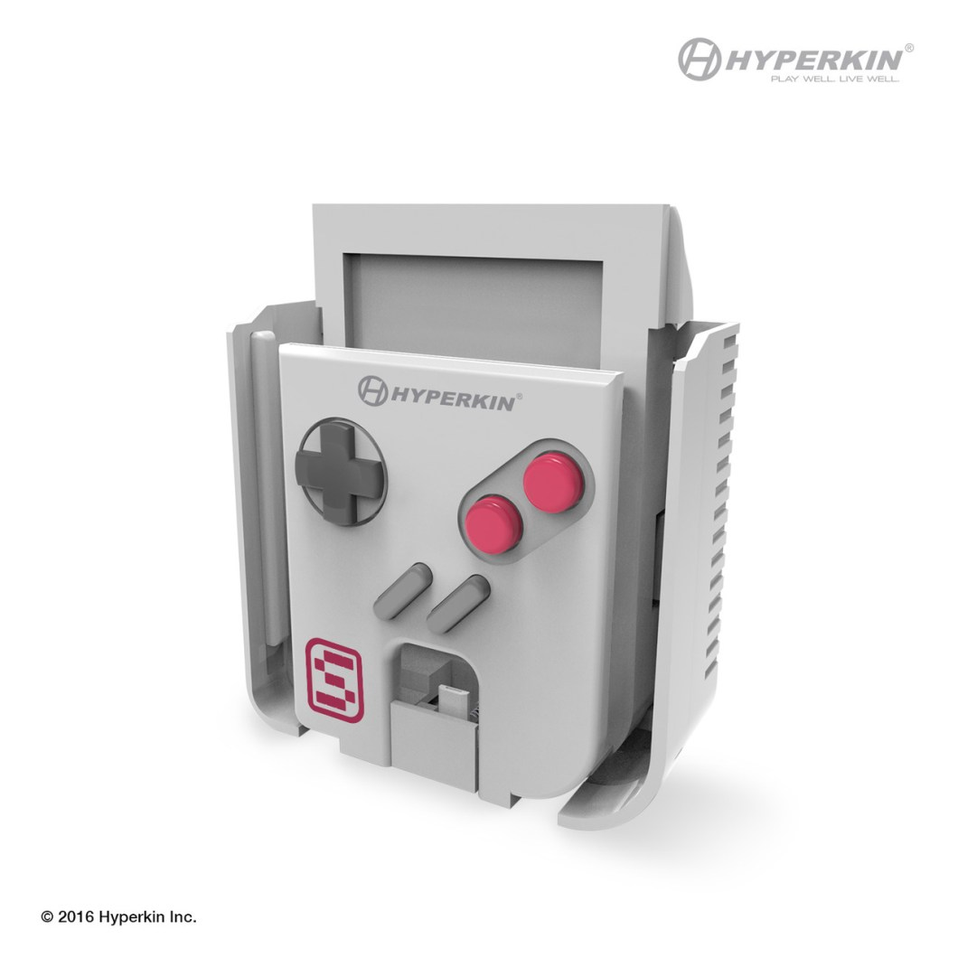 Hyperkin SmartBoy: Turn Your Smartphone into an Old-School Game Boy