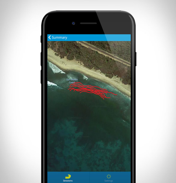 XENSR Sessions App: Surf's Up! Compete With Surfers Around the World
