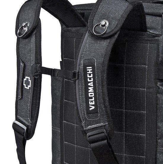 Velomacchi Hybrid Duffel Pack: Sheer Versatility Built for Hi-Speed