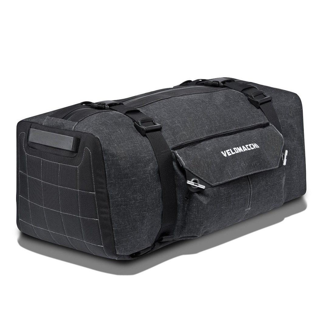 Velomacchi Hybrid Duffel Pack: Sheer Versatility Built for Hi-Speed
