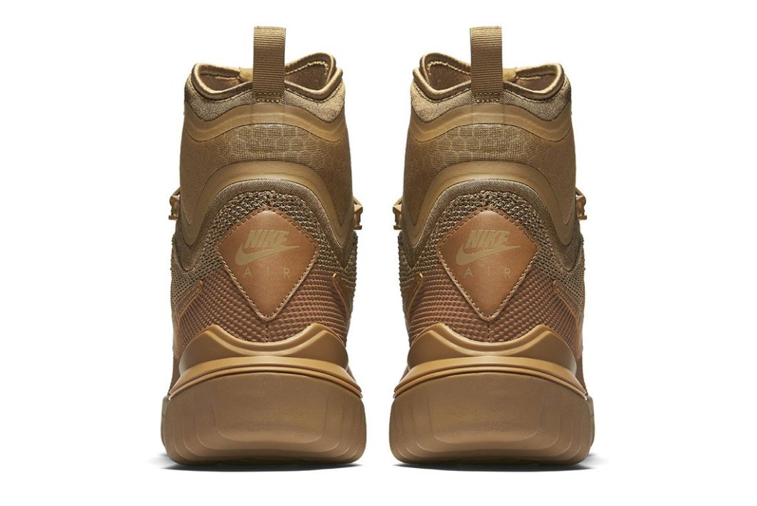fcca3a2b7da919 Nike Air Wild Mid Trail Shoe  Comfort of a Sneaker Yet Still a Hiking Boot