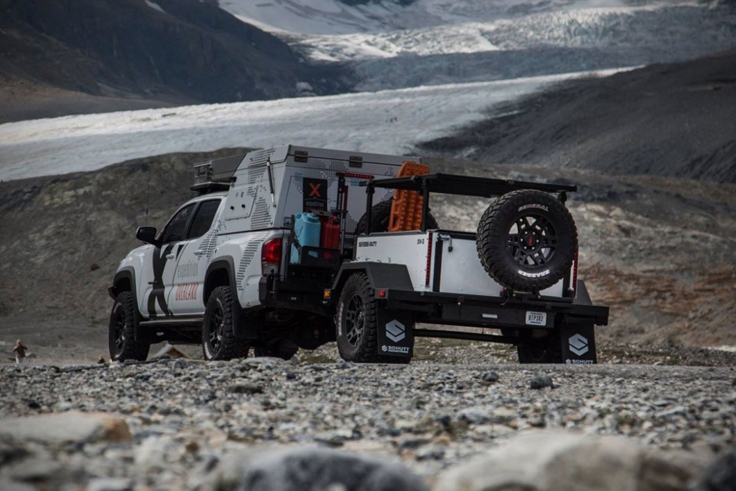 XVenture XV-3 Trailer: Take All Your Gear Everywhere