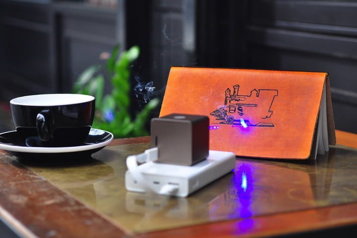 Cubiio Lets You Laser Engrave Anything At Home