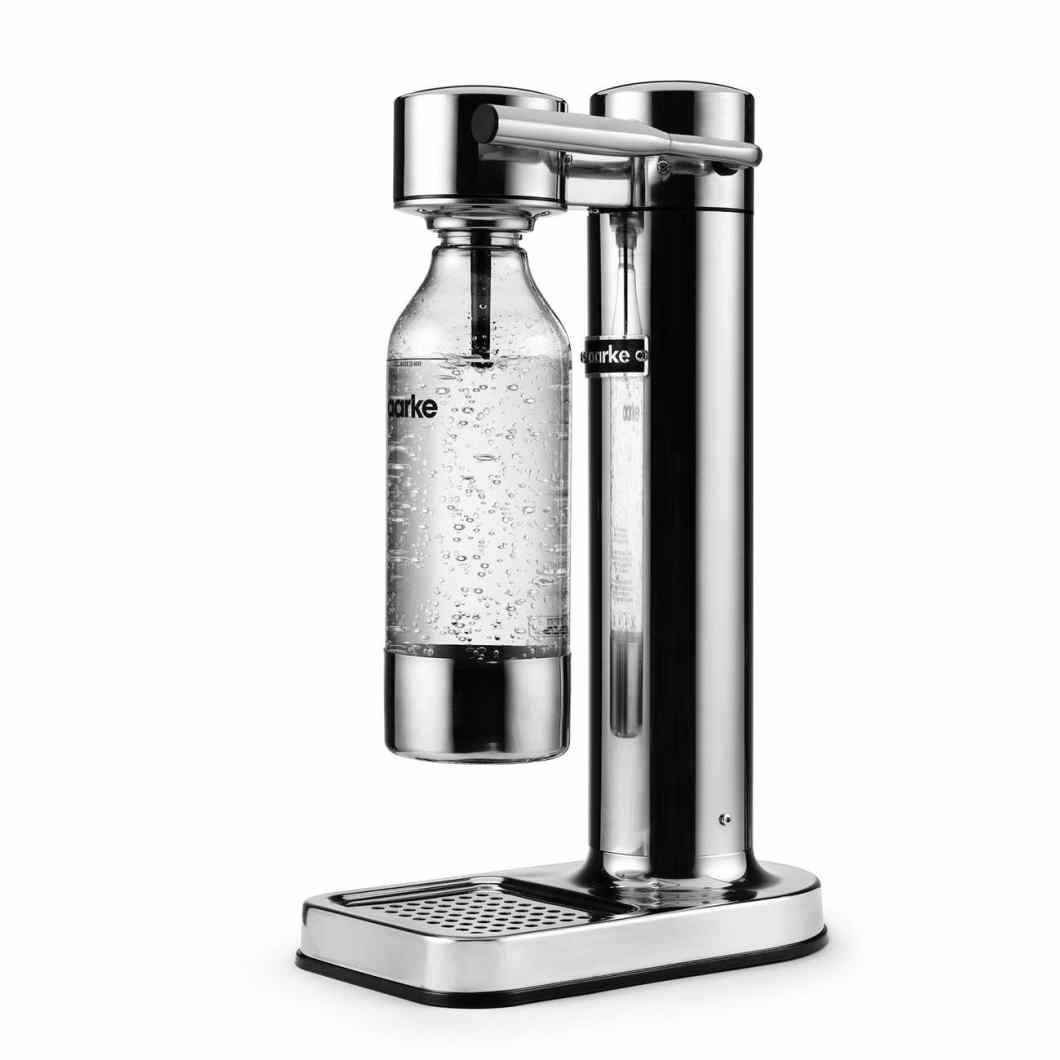 Aarke Lets You Make Your Own Carbonated Water At Home