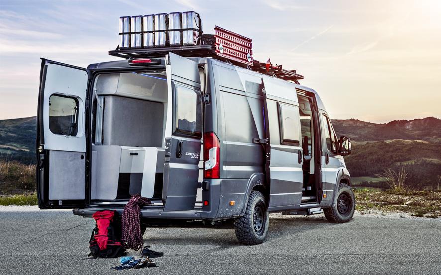Fiat Ducato Camper: A Uniquely European Camper Van