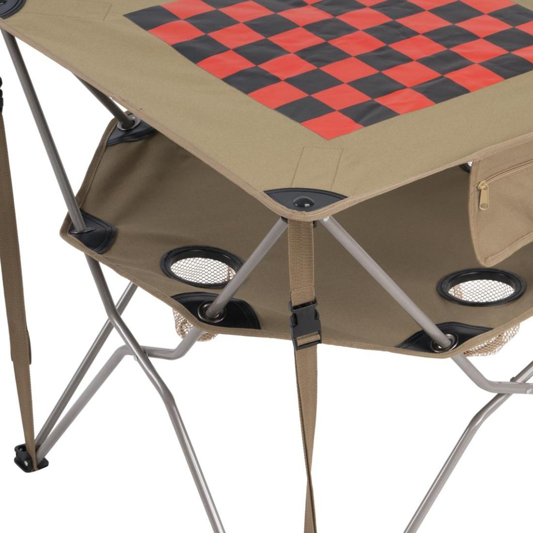 Go Camping with The ALPS Mountaineering Eclipse Table
