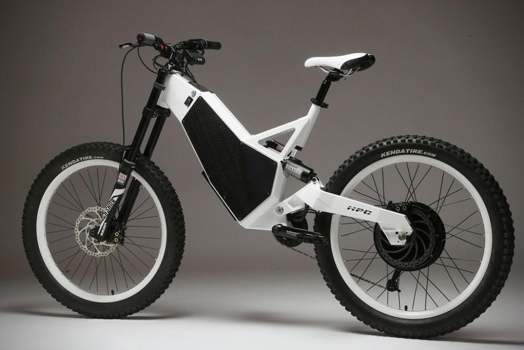 The 2017 HPC Revolution X is the Fastest E-Bike We've Seen