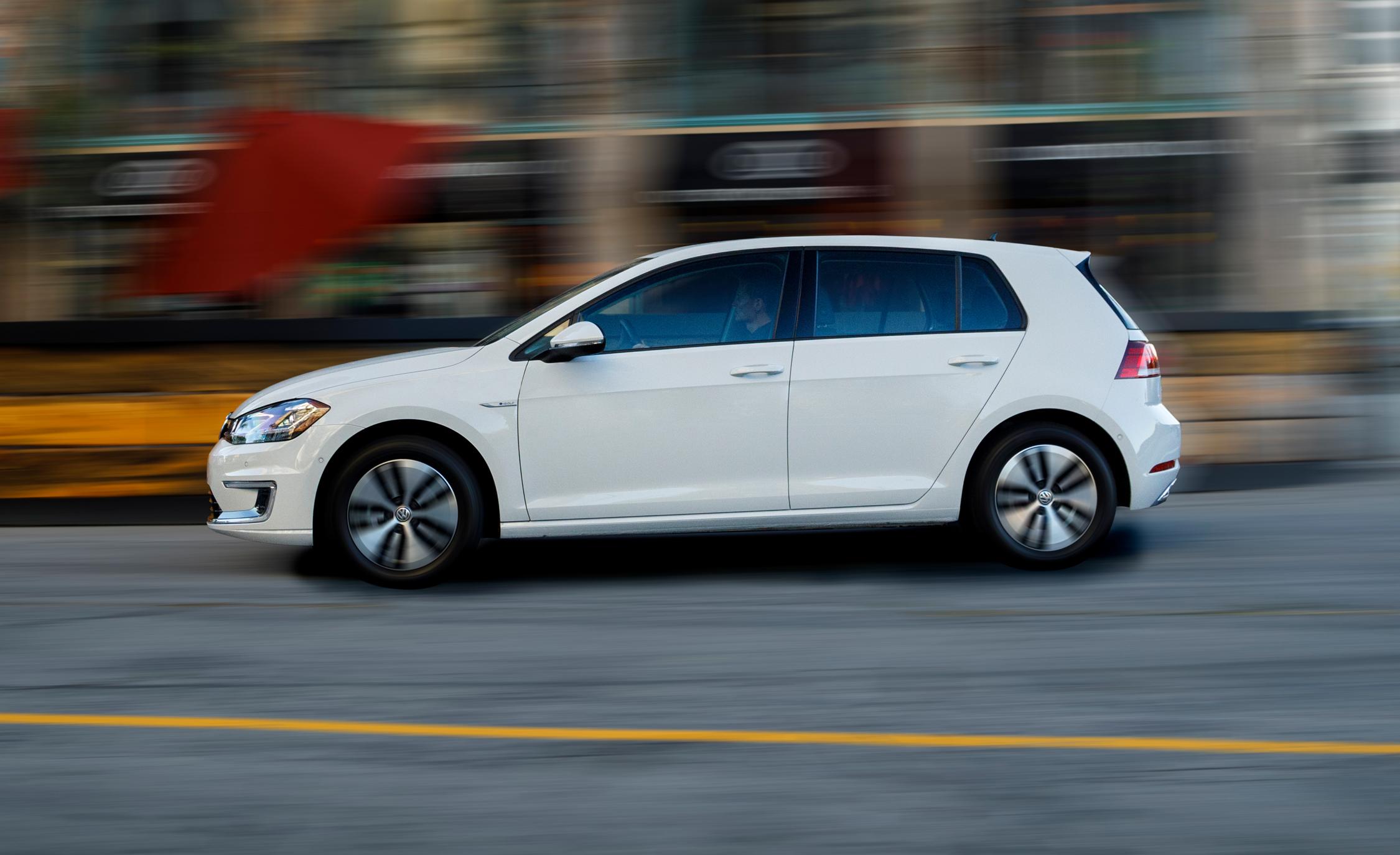 2017 VW EGolf Electric Hatch