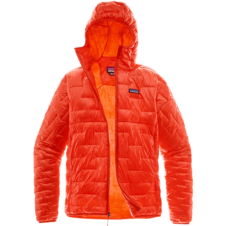 The Micro Puff Hoody: Patagonia's Lightest Hoody Yet