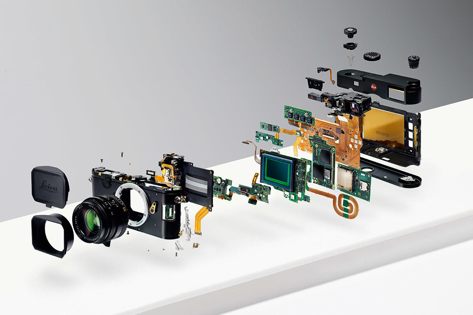 Leica M10 Components