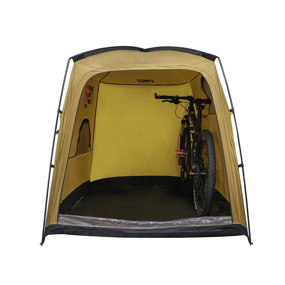 NSR Riding bicycle tour camping tent