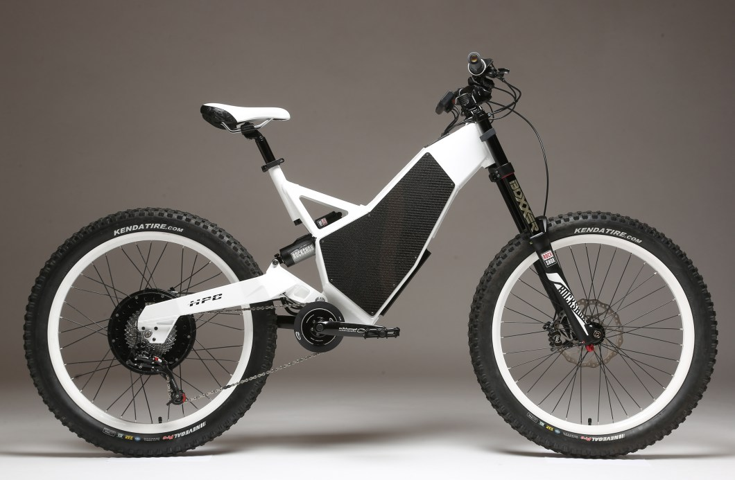 The 2017 HPC Revolution X is the Fastest E-Bike We've Seen