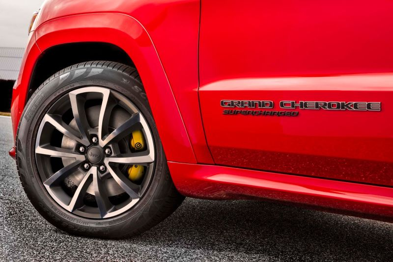 The Jeep Grand Cherokee Trackhawk: Jeep's Fastest SUV Ever