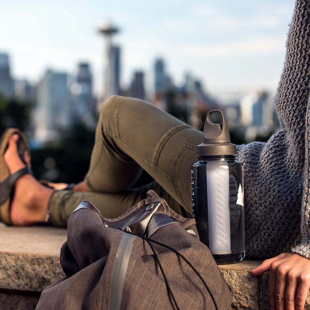 Get The LifeStraw Universal and Filter Water in Your Own Bottle