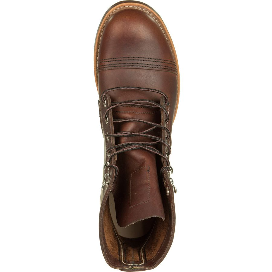 Redwing Heritage Has Been Making Tried and True Work Boots Since 1905