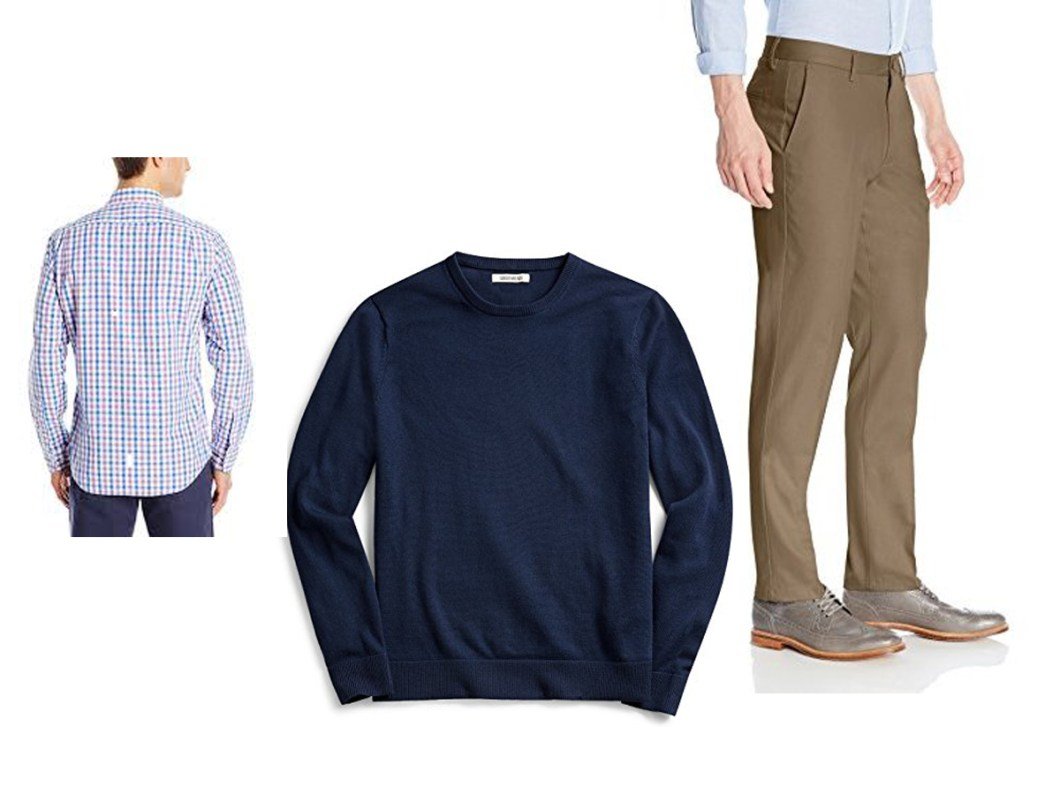 GoodThreads, Amazon's In House Brand, Has All The Style Essentials You Need