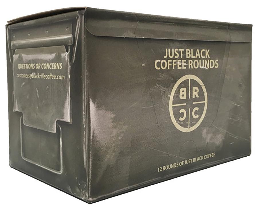 Black Rifle Coffee Company: A Uniquely American Coffee Roaster