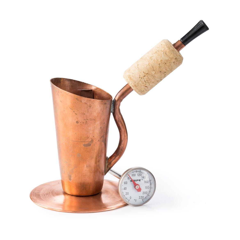 bripe coffee brew pipe