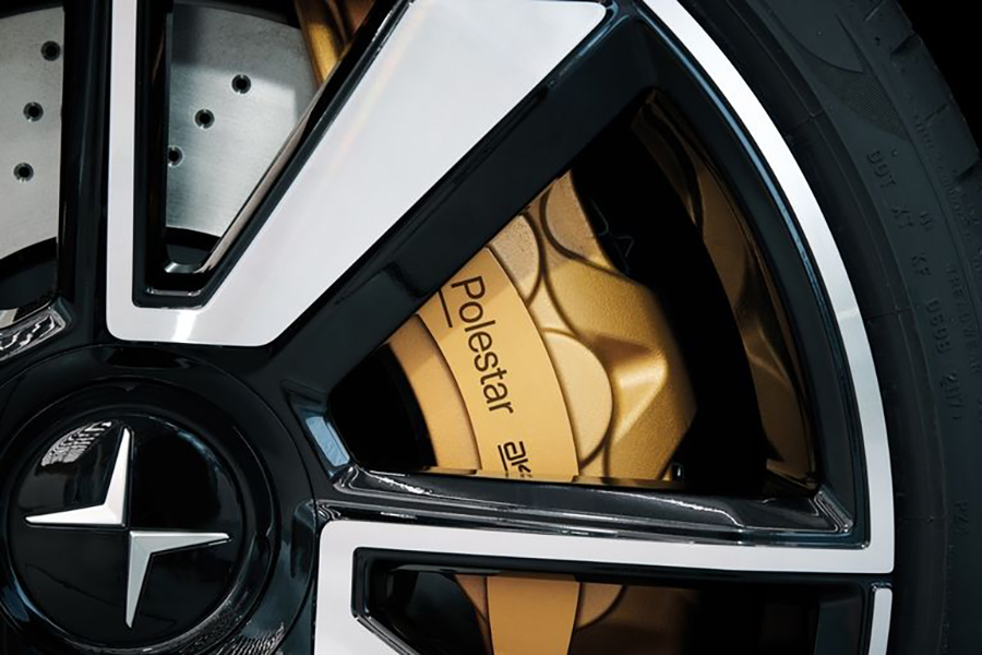 The Volvo Polestar 1 Brings 600 HP to the EV World