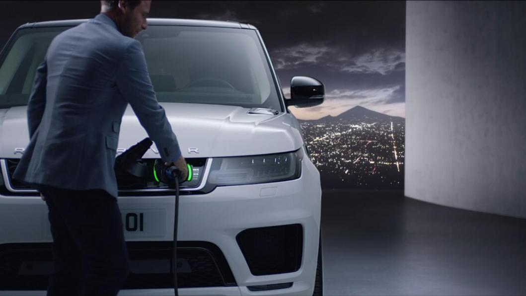 Land Rover Releases It's First Plug-In: the Range Rover Sport PHEV