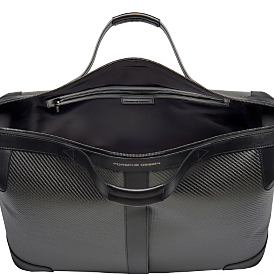 Grab the Porsche Design Carbon Weekender For Stylish Travel