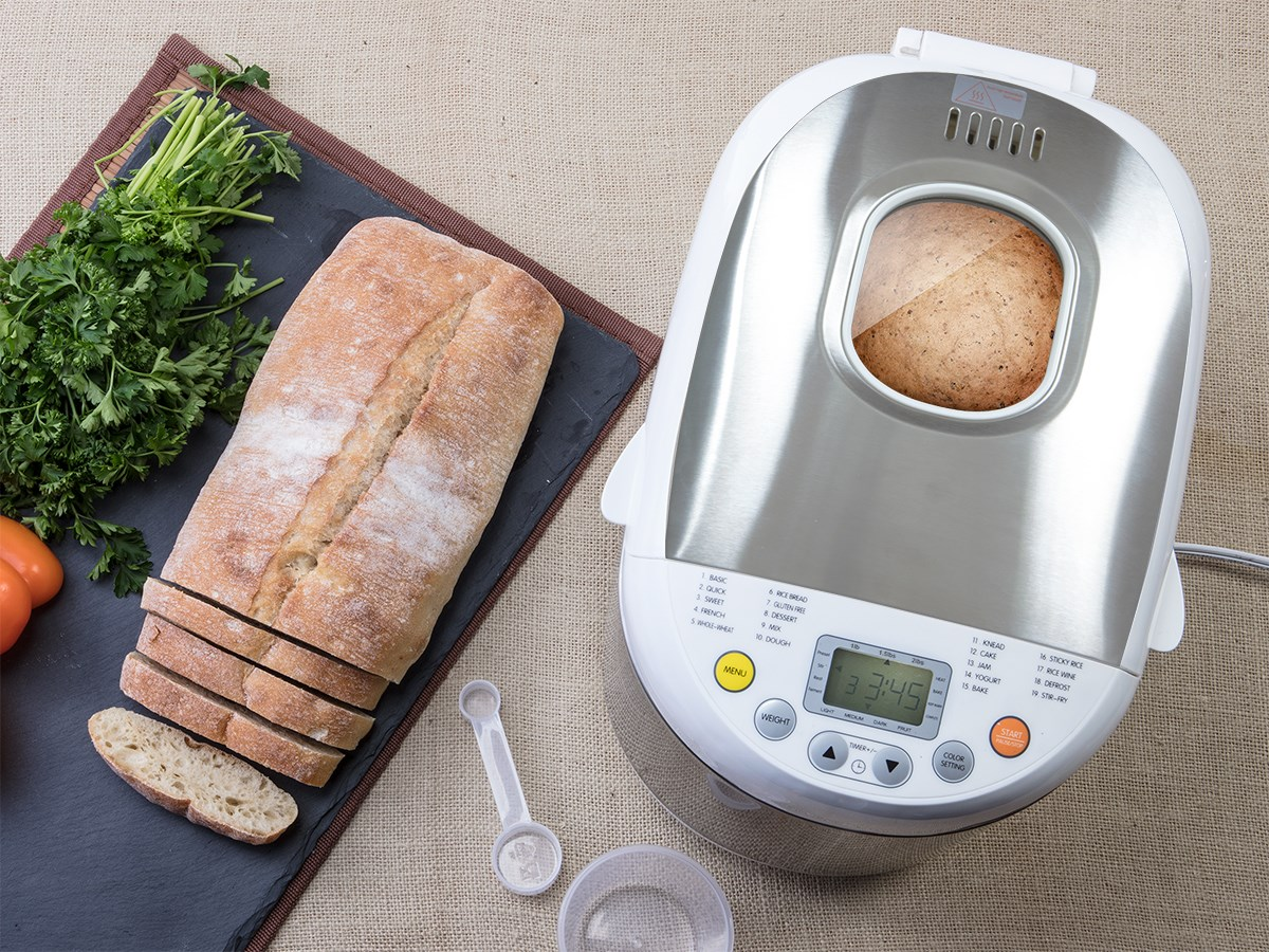 Strata Home Bread Machine