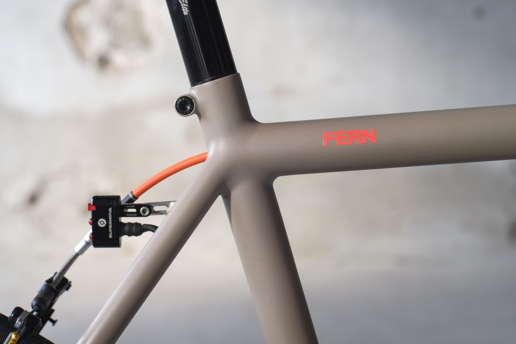 Fern Chuck Touring Bike: Most Functional Touring Bike on the Market