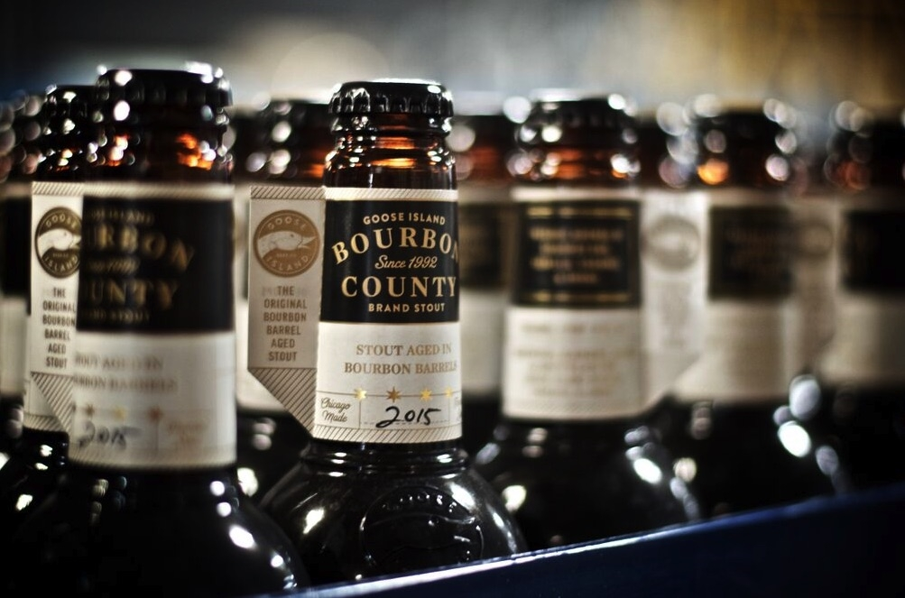 Be Sure To Get Some of Goose Island's Bourbon County Stout This Fall