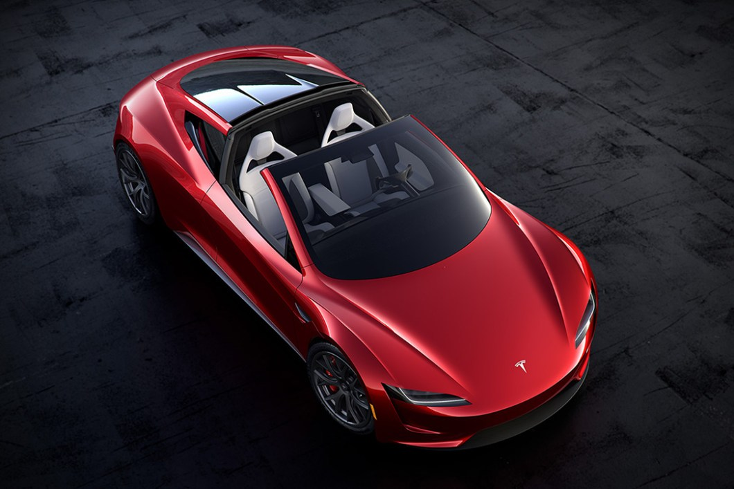 The Tesla Roadster Wants to Be The Fastest Production Car Ever Made