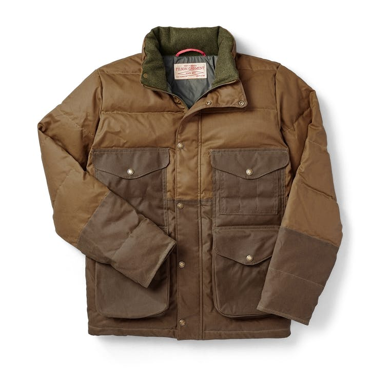 filson down cruiser main