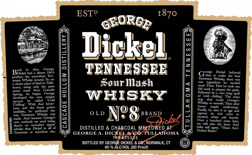 George Dickel Whisky is the Best Tennessee Whiskey We've Had In Quite Some Time