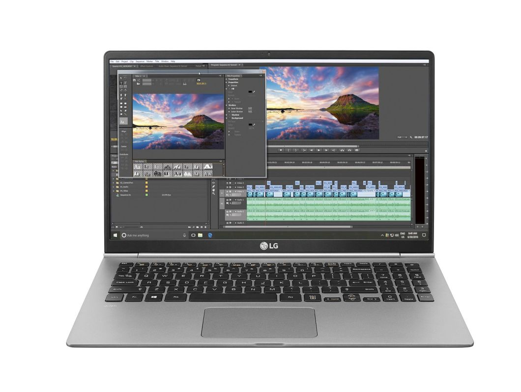 The LG Gram Laptop Claims 22 Hours of Battery Life