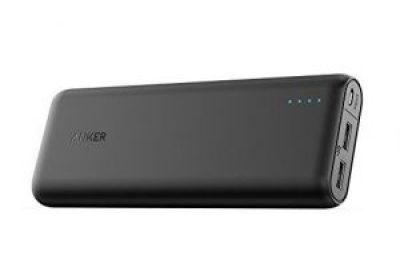 anker 20100 MAh battery