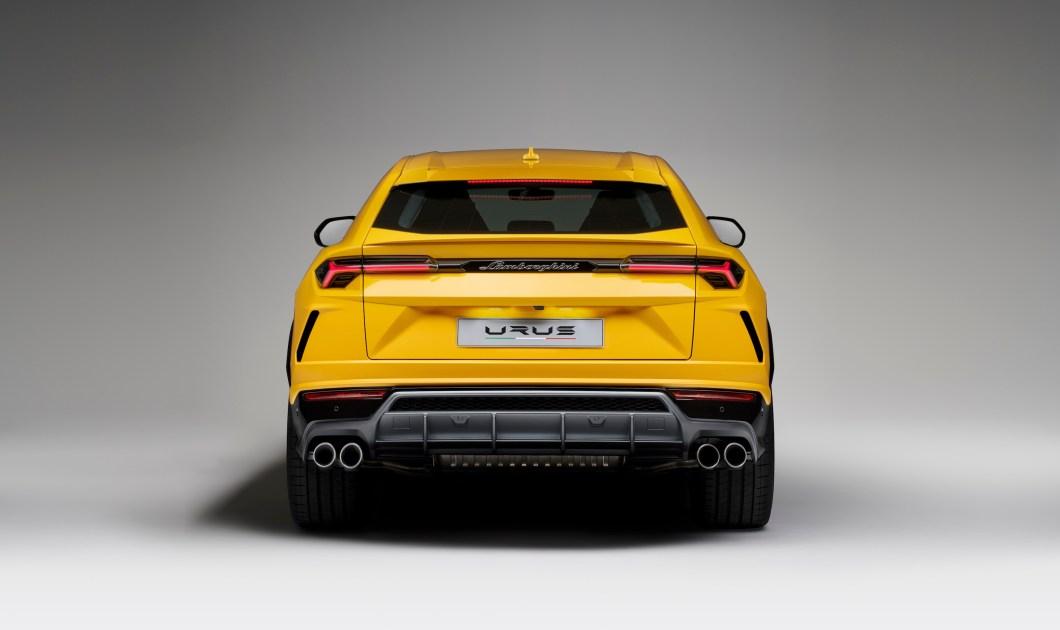 The 2018 Lamborghini Urus Is the New, Fastest SUV Ever