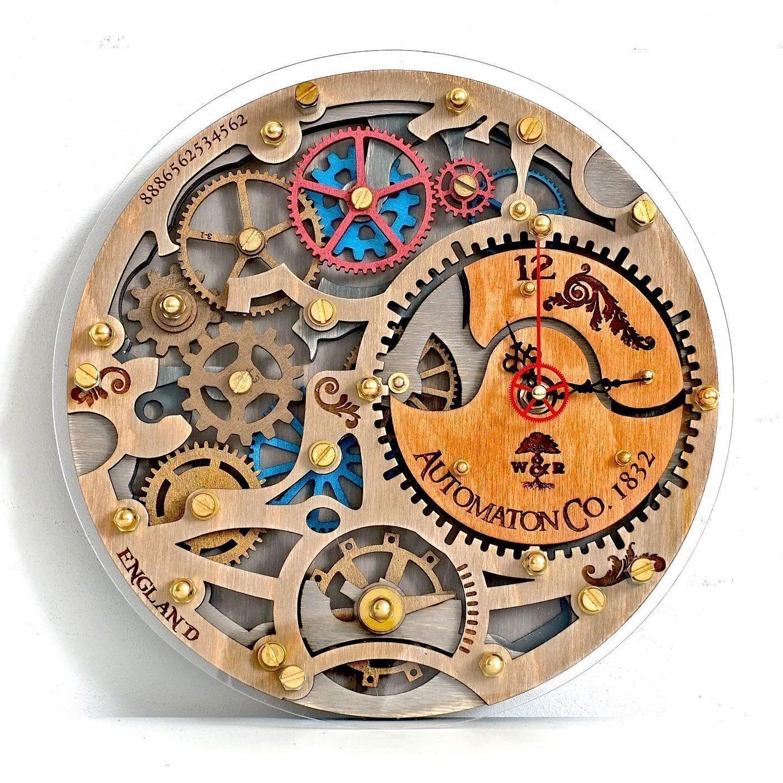 automation clocks