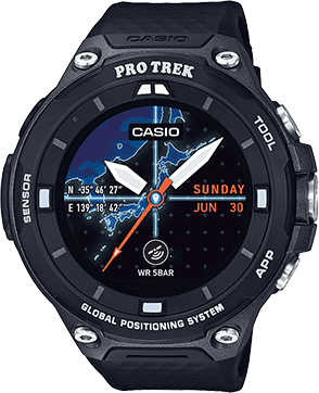 Casio ProTrek: The Smart Watch Made For the Outdoors