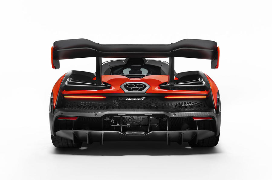 The McLaren Senna is 789 Horsepower of Pure Hypercar