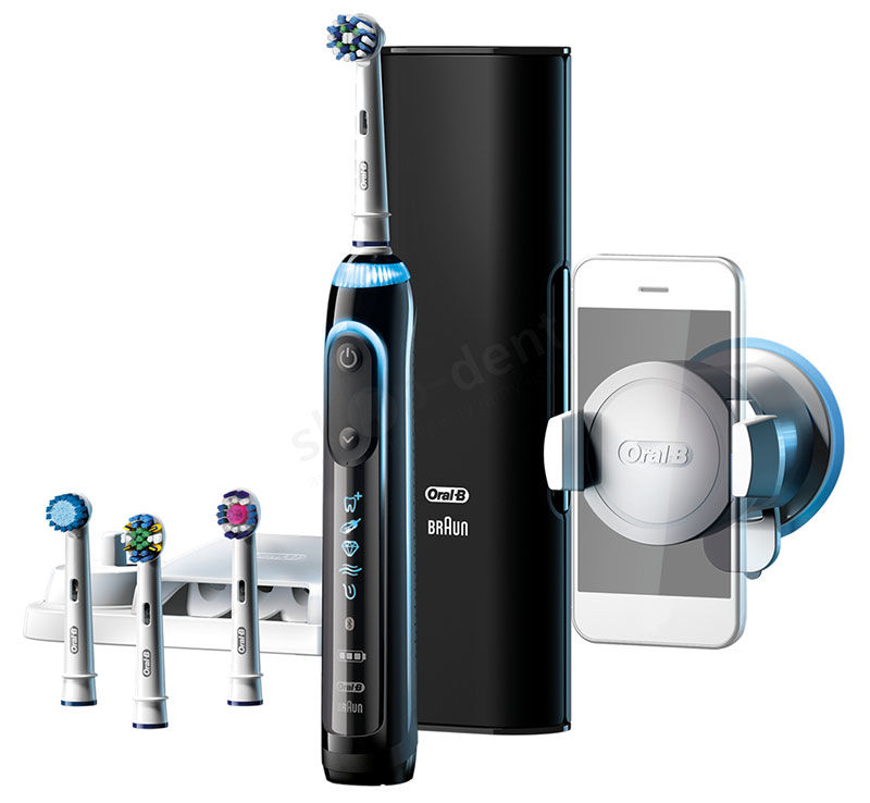 Oral-B Genius Pro 8000 Electric Toothbrush With Bluetooth