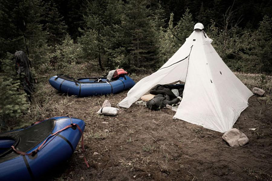 The Hyperlite Ultamid 2 is the Ultimate UltraLight Tent