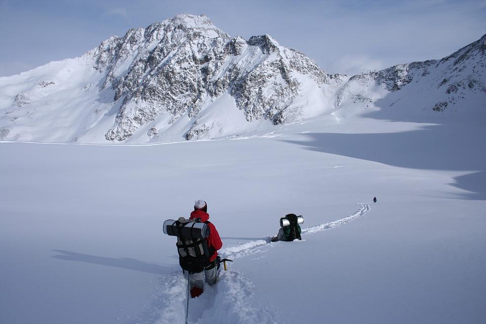best winter backpacking destinations 2017