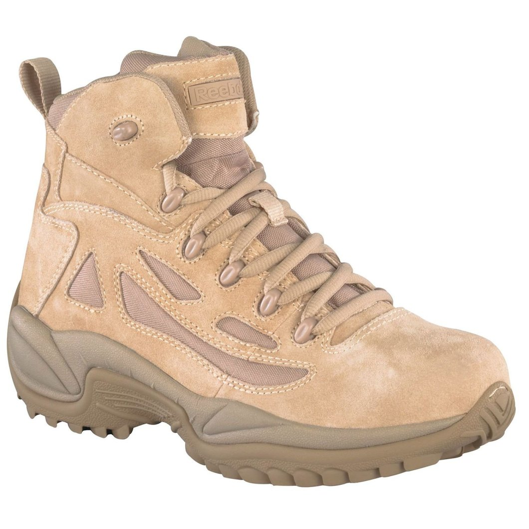 Reebok Work Rapid Response Tactical Boots: Tactical Style for Serious Work