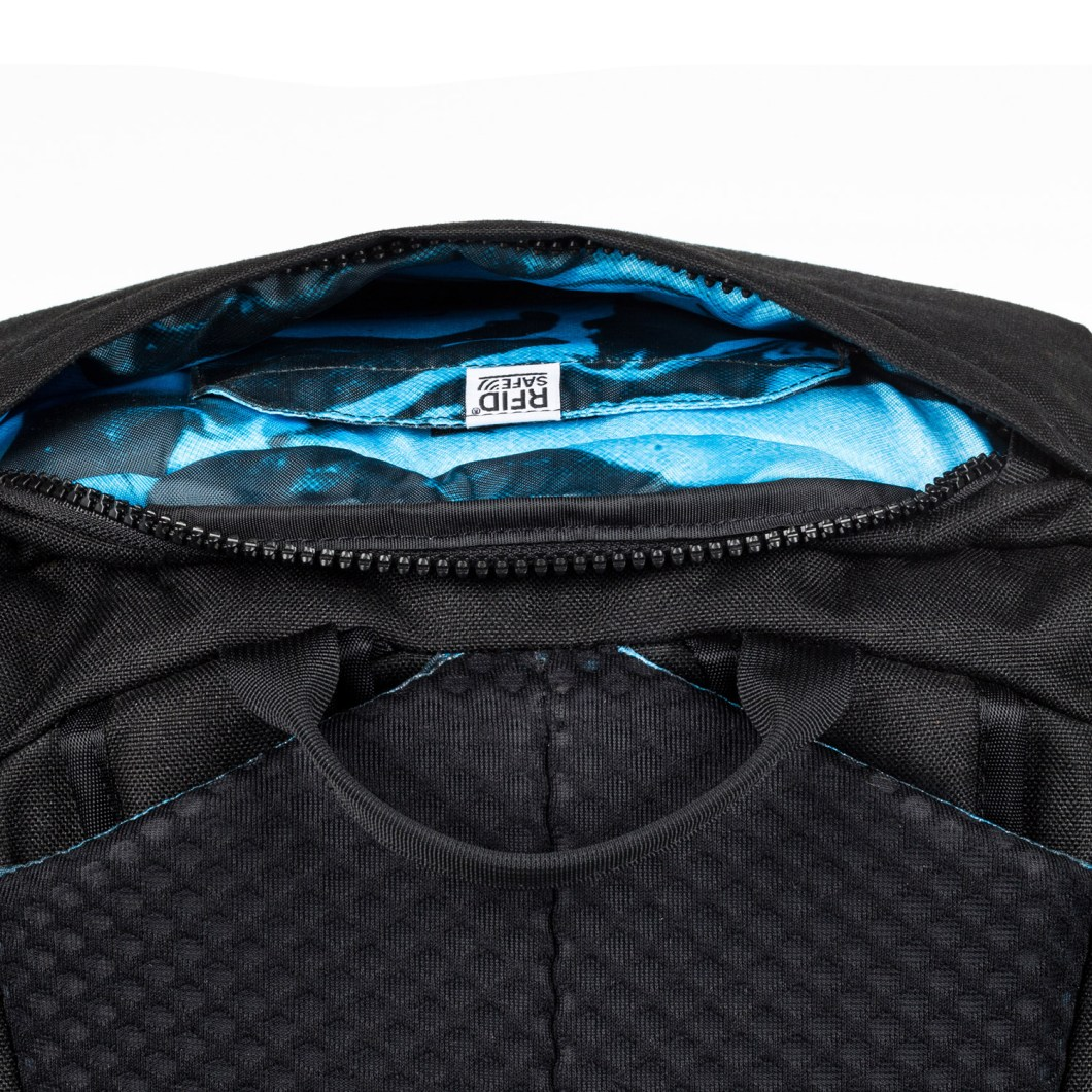 The Quicksilver x PacSafe Anti-Theft Backpack Protects Your Gear