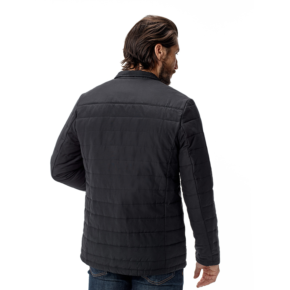 Spring is Coming: The Buck Mason Quilted Commuter Jacket