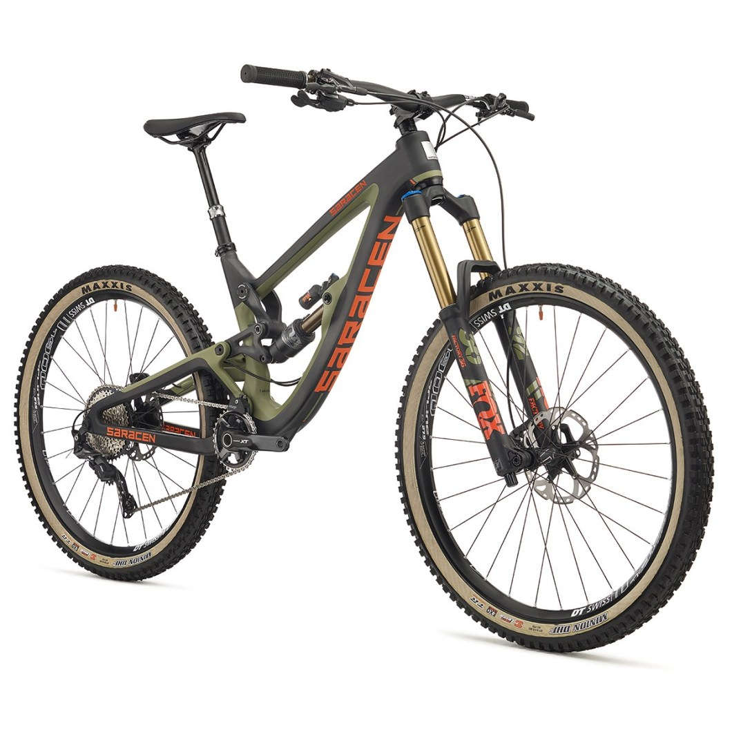 2018 Saracen Ariel LT: Purely English Mountain Bike